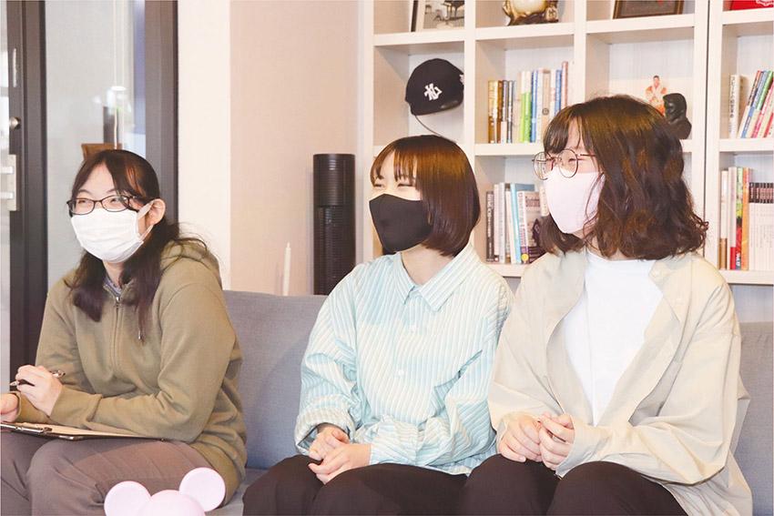 KAGCオーディション審査中1
