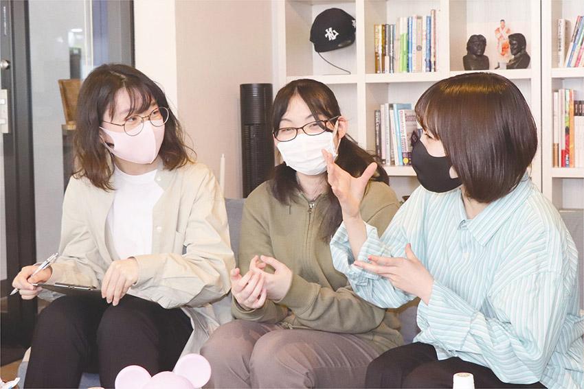 KAGCオーディション審査中2