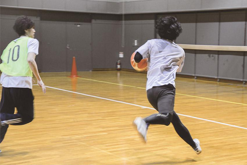 球技大会 バスケットボール3