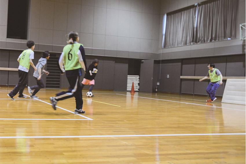 球技大会 サッカー1