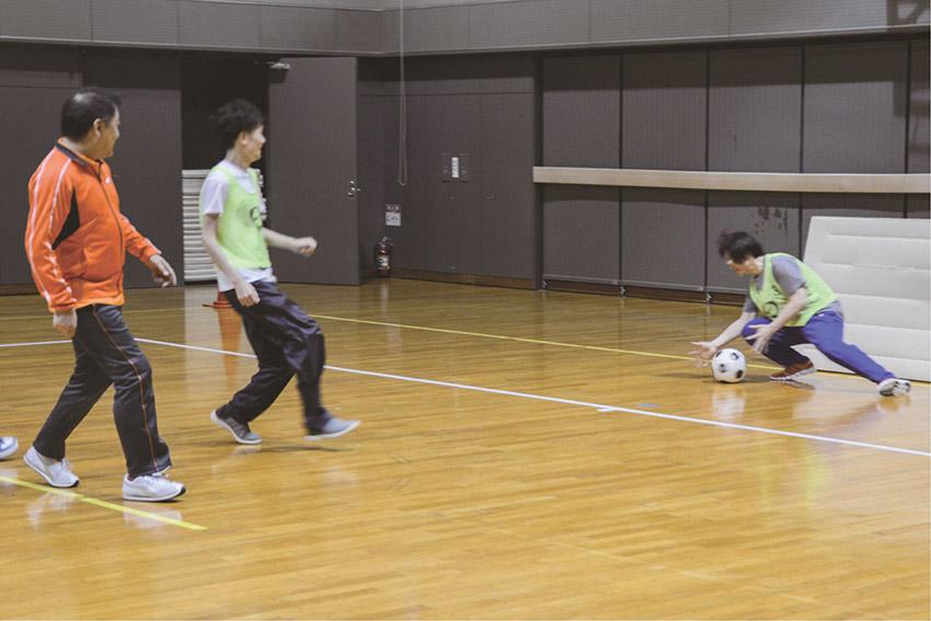 球技大会 サッカー2